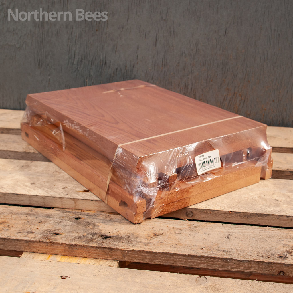 National brood box 14 x 12 empty